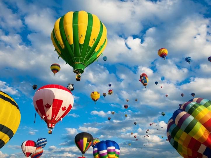 globos-aerostaticos