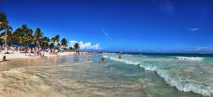 Playa Paraíso Tulum