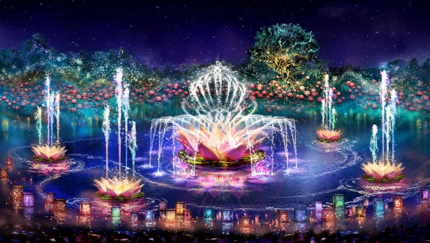 """Rivers of Light"" at DisneyÕs Animal Kingdom"