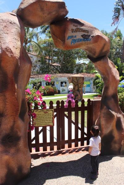 zona niños maya